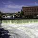 Monroe Street Dam in Spokane, Washington