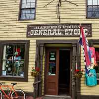General Store at Harper's Ferry