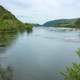 View of the River from Harper's Ferry in West Virginia