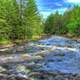 Scenic Riverway at Amnicon Falls State Park, Wisconsin