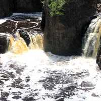 Copper Falls at Copper Falls State Park, Wisconsin
