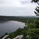 Overlook in the summer of Devil's Lake