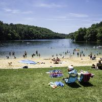 Summer Fun at Governor Dodge State Park, Wisconsin