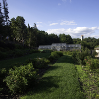 Landscape inside the Gardens