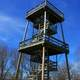 Observation Tower at High Cliff State Park, Wisconsin