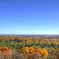 Full Colors at Lapham Peak State Park, Wisconsin