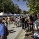 Crowds at Taste of Madison