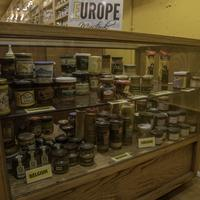 Different Mustards from Europe