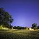 Night sky over Rennebohm Park in Madison
