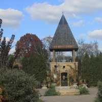 Olbrich Botanical Gardens in Madison, Wisconsin