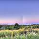 Scenic Dusk Landscape in Madison, Wisconsin