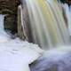 Closer view of Wequiock Falls, Wisconsin Free Stock Photo