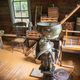 Butter Churner at Finnish house in Old World Wisconsin