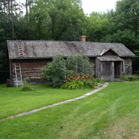 Finnish house at Old World Wisconsin