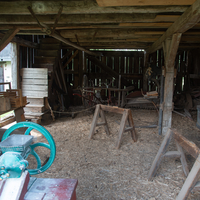Toolshed Barn at Old World Wisconsin