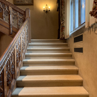 Stairway in the Mansion in Oshkosh