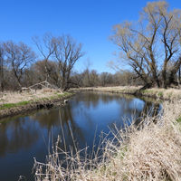 River Landscape at Camrock County Park