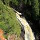 Big Manitou Falls at Pattison State Park, Wisconsin