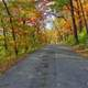 More Autumn Roadways at Perrot State Park, Wisconsin