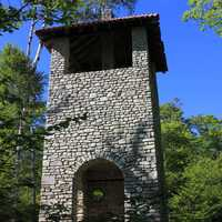 Water Tower at Rock Island State Park, Wisconsin