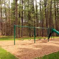Playground at Rocky Arbor State Park, Wisconsin