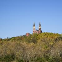 The Chapel on top of Holy Hill, Wisconsin