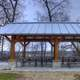 Picnic Shelter Near Black Earth, Wisconsin