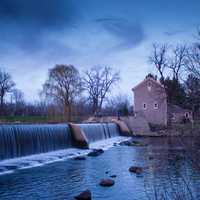 Landscapes of Beckman Mill, Wisconsin photo and information