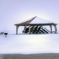 Picnic Shelter in Sturgeon Bay, Wisconsin