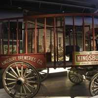 Kingsbury Brewery Cart