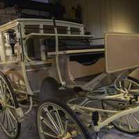 Basic Stagecoach Carriage at Wade House