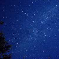 The Starry Skies at Wildcat Mountain State Park, Wisconsin