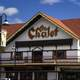 The Chalet building in Wisconsin Dells