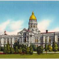 State Capitol in Cheyenne, Wyoming