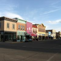Downtown Laramie Historic District in Wyoming