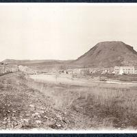Thermopolis, 1918 panoramic in Wyoming