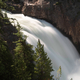 Close Up of upper Yellowstone Falls