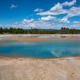 Colorful Hot Spring at Yellowstone National Park