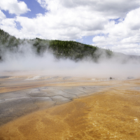 Orange Geyser Plains