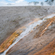 Steaming Geyser Runoff