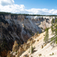 Yellowstone Canyon landscape