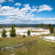 Yellowstone Lake and Geyser Basin