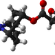3d Model of Molecules Vector Clipart