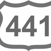 441 Sign Vector Clipart
