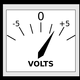 Analog Gauge Vector Clipart