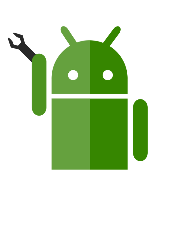 Android Robot Vector Clipart image - Free stock photo ...  Android Robot V...