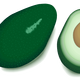 Avocado Vector Clipart