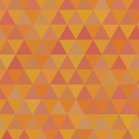 Background of Triangles Vector art