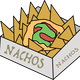 Box of Nachos Vector Clipart