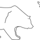 Bulls and Bear vector clipart